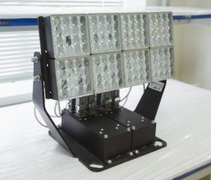 Светодиодный локомотивный прожектор ЛПБ-01
